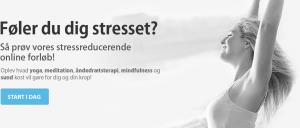 Stresshåndtering med yoga og meditation