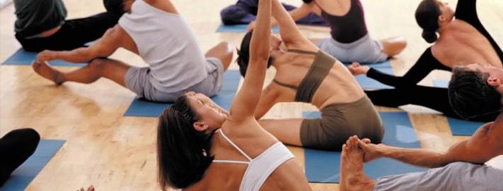 Stressreducerende yogaøvelser